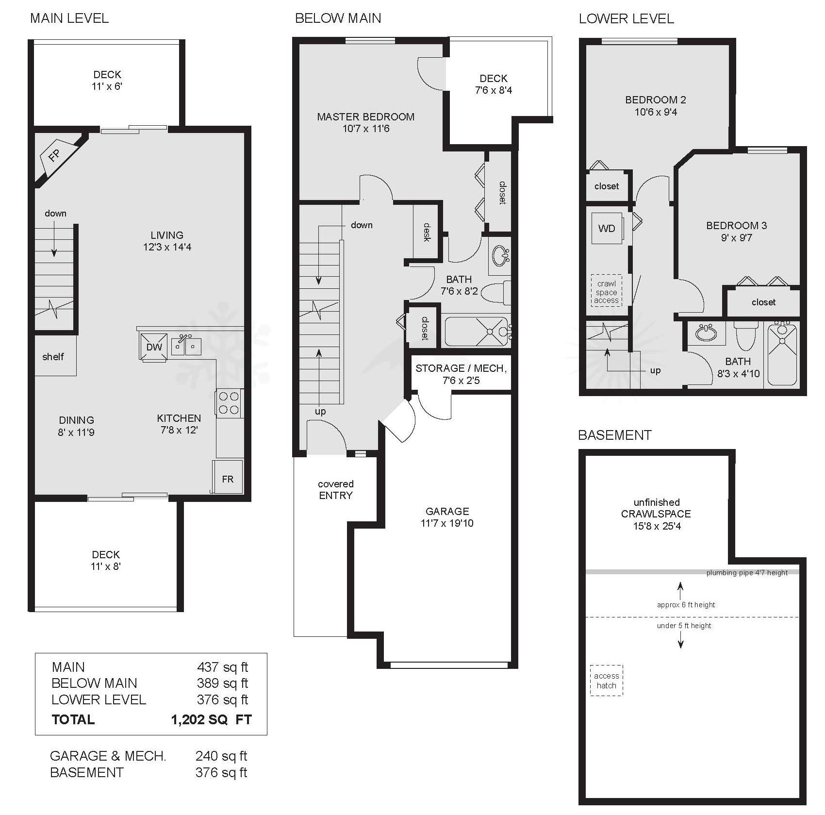 Castle - Floor Plan - Lindsay Graham